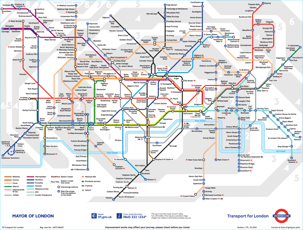 London-underground-map