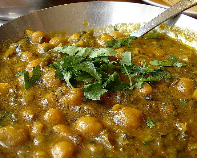 s-chickpea curry