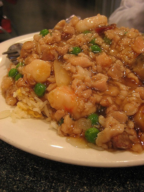 s-fujian fried rice